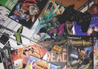 Amalgam Comics & Coffeehouse