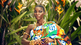 'Black Panther: Wakanda Forever' Casts Michaela Coel (I May Destroy You)