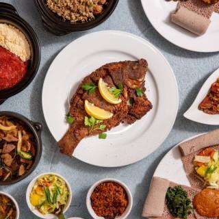 Gursha Ethiopian Restaurant and Cafe