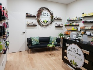Curls and Natural Hair Beauty Place