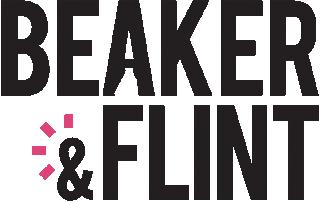 Beaker And Flint