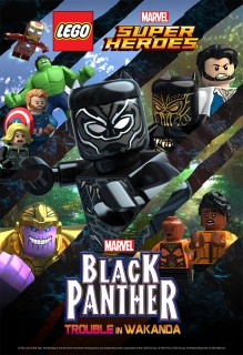 LEGO Marvel Super Heroes: Black Panther - Trouble in Wakanda